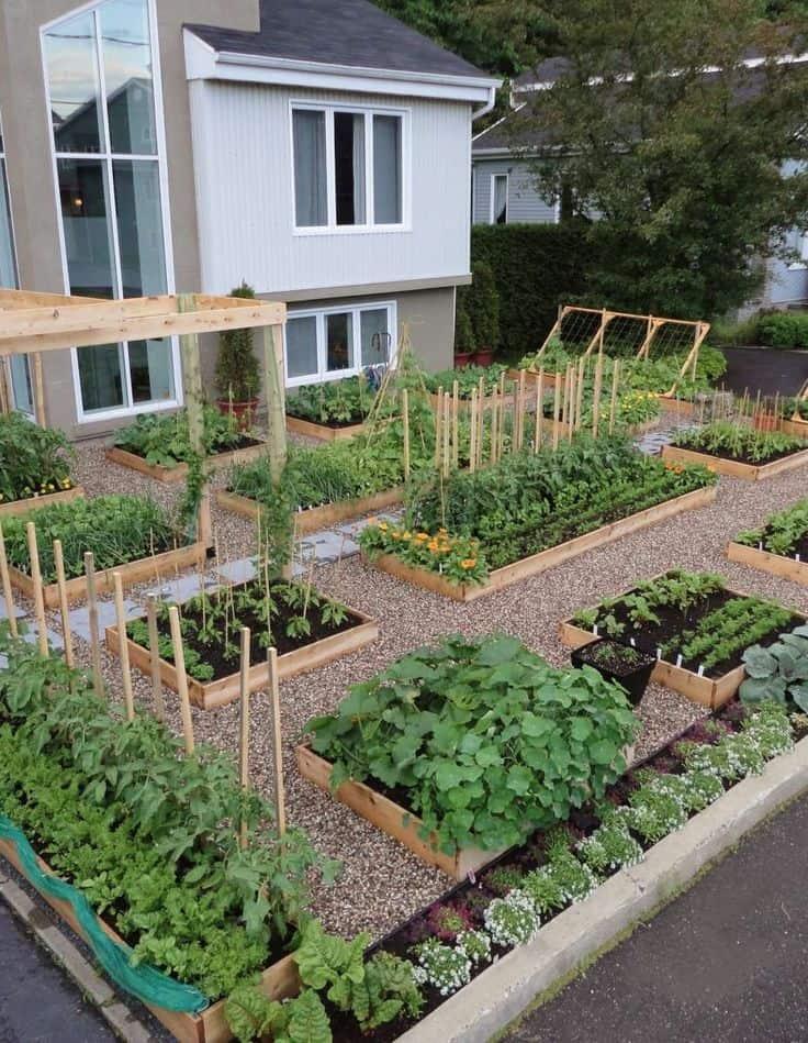 1 Raised Garden Bed Inspiration Morflora