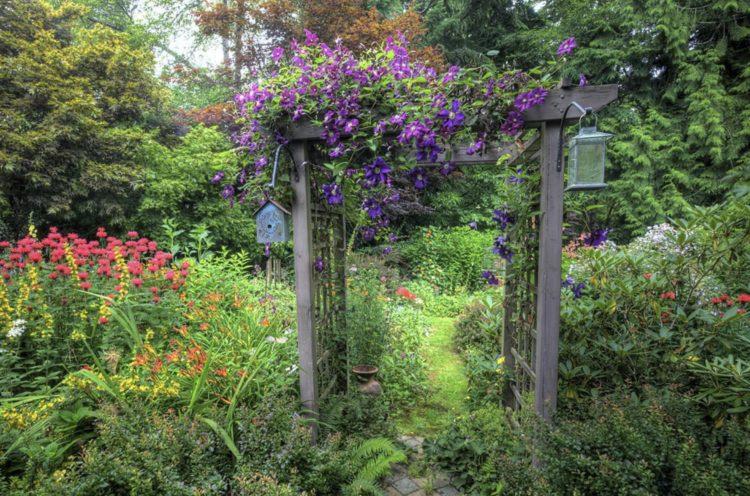 garden arbor ideas