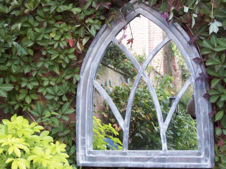 garden mirror ideas