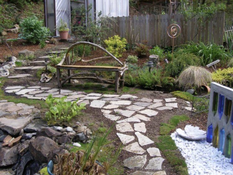 garden pathway ideas